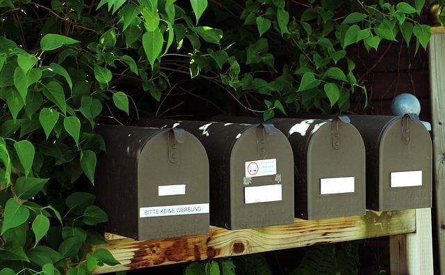 מנעולן לתיבת דואר