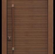 חידוש דלתות כניסה מעץ