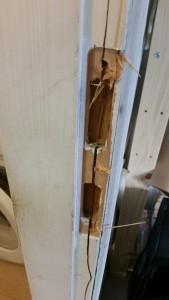 מגוון שרותים לתיקון דלתות מעץ
