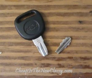 מפתח לא מסתובב בסוויץ'